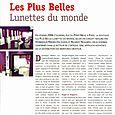 -FR- Le Monde de L'optique 31-12-05