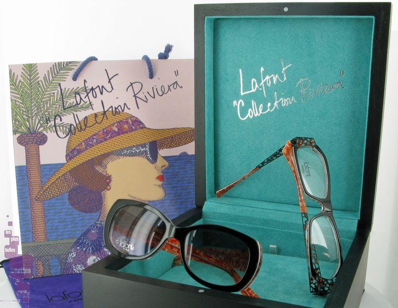 Coffret lafont collection Riviera Edition Limitée web