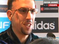 Ribery_lunettes à faire peur