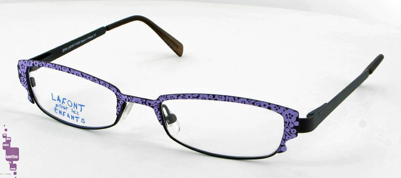 Monture de lunette enfant jean lafont Aglae Paris