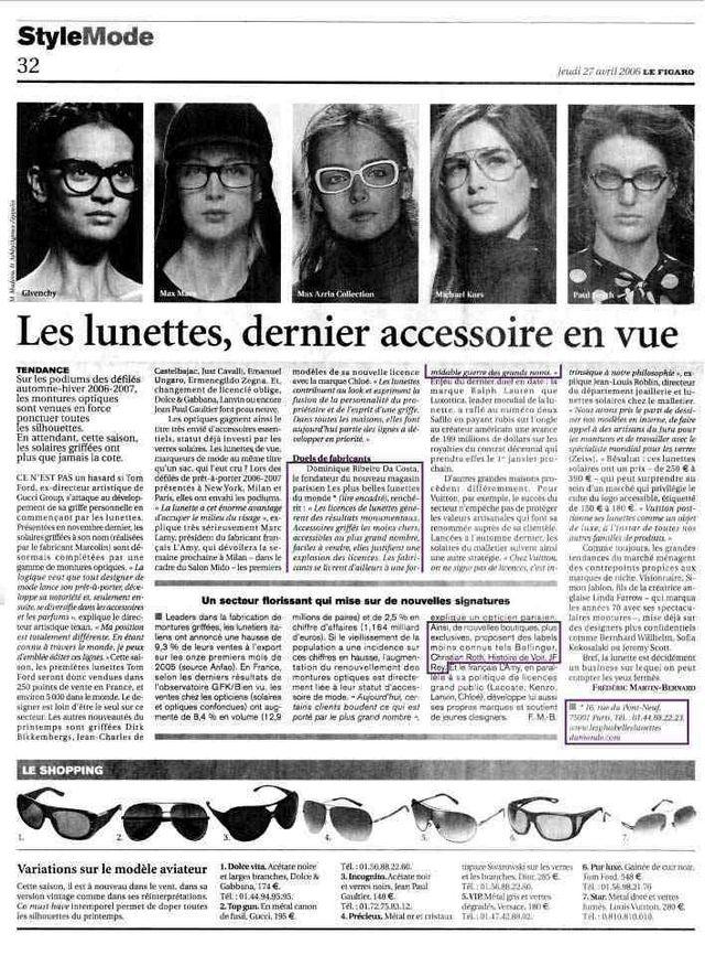 -FR- le Figaro 270406
