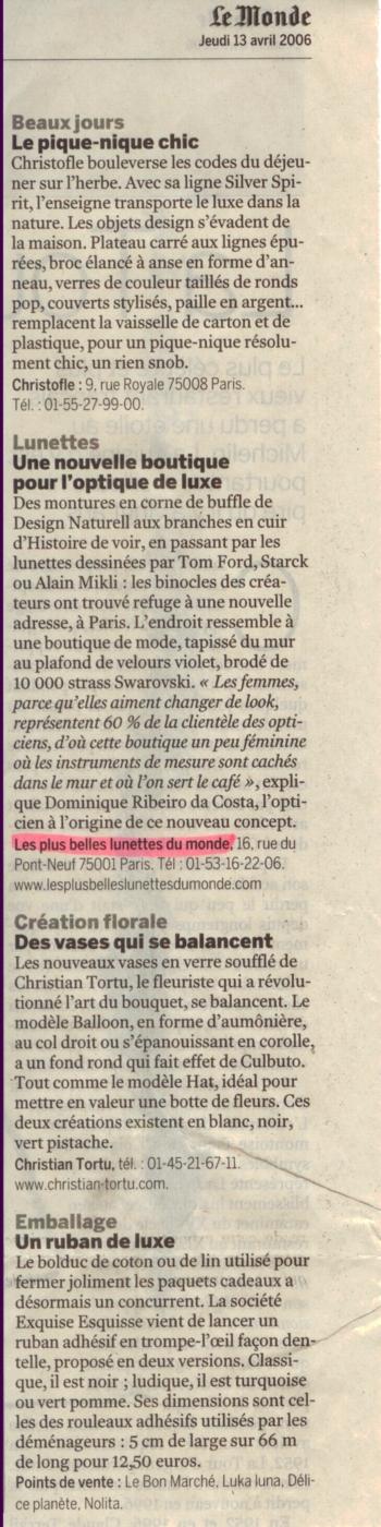 -FR- Le Monde 130406