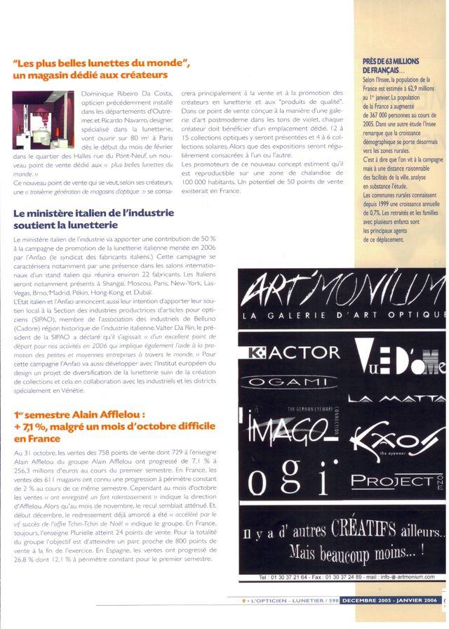 -FR- L'opticien lunetier 31-12-05