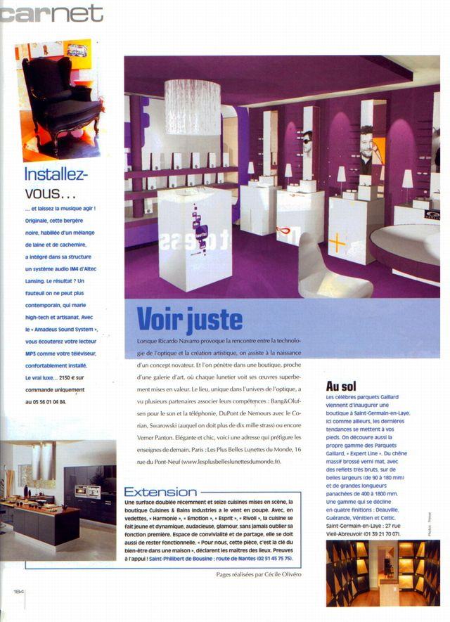 -FR- Residence decoration 31-05-06