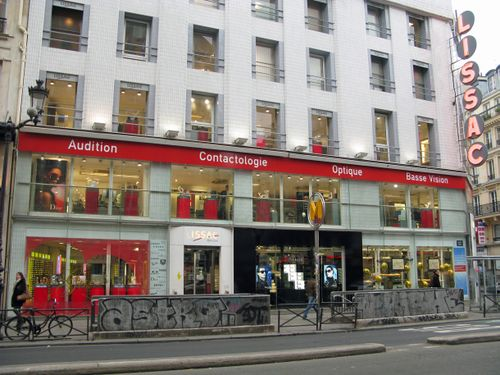 04_Vitrine Lissac rue de Rivoli noel 2008