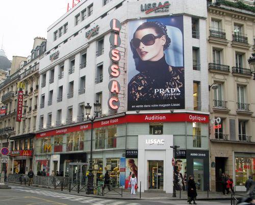 03_Vitrine 2 Lissac rue de Rivoli noel 2008