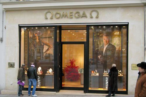 07_Vitrine de noel Omega Champs Elysees par Boubou